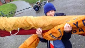 Segel fürs Winterlager