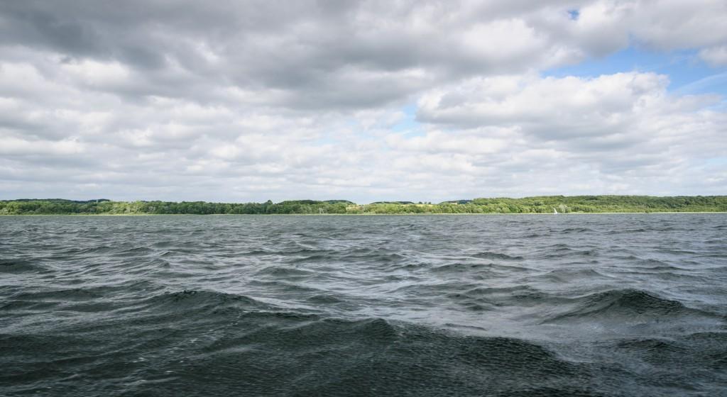 Ostufer des Ratzeburger Sees, ehemals DDR-Grenze