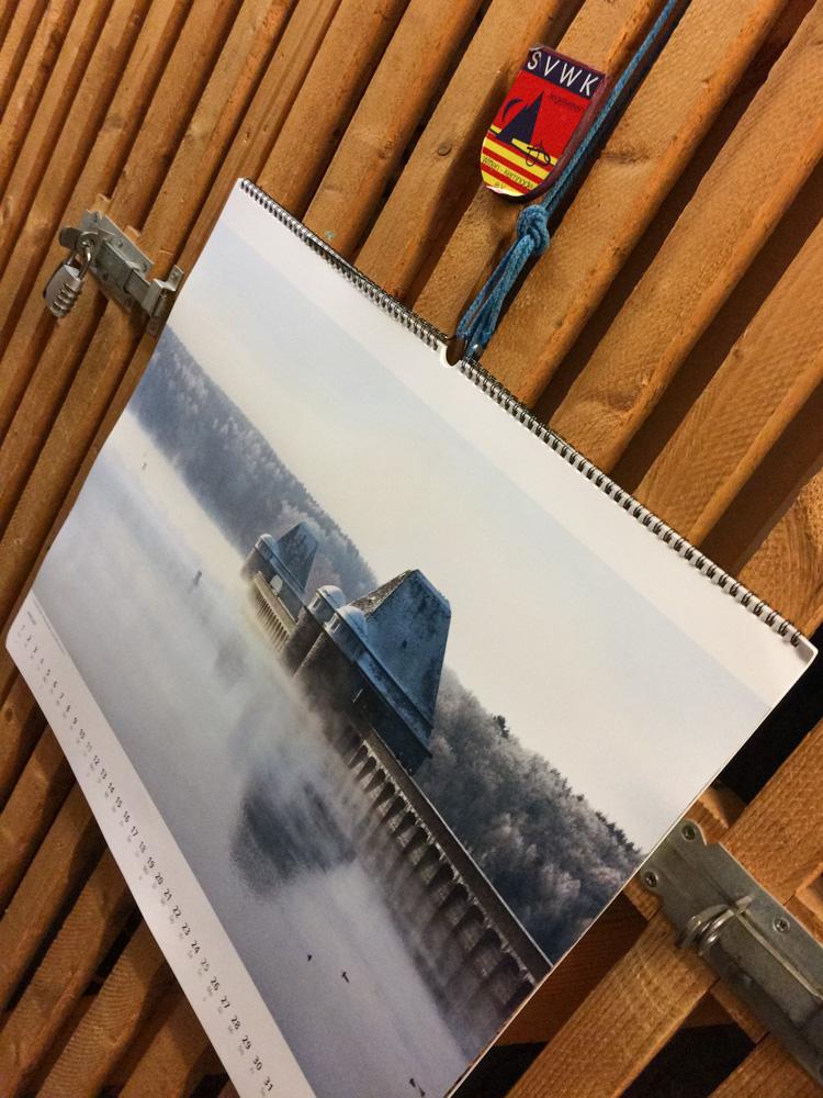Kalender 2015 des Ruhrverbands