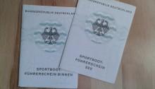 SBF Binnen und SBF See